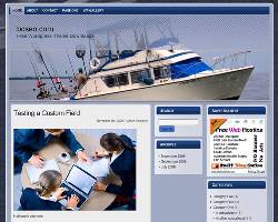 Sport Fishing WP Theme 4