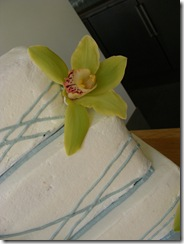 Sellaro cake close up
