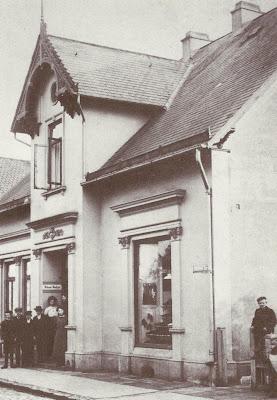 Bahnhofstr. 119 ca. 1910