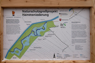 Schmales Wasser - Planungsskizze Landkreis Osterholz