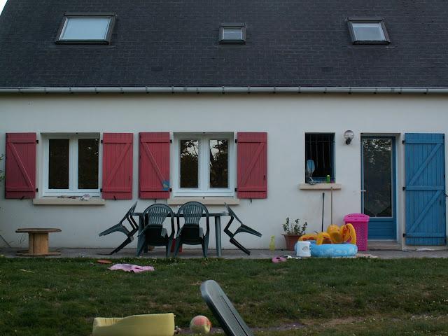 Agrandissement de terrasse et pente a retravailler 4 for Agrandissement maison rectangulaire