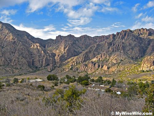 Fantastic Chisos Mountains 