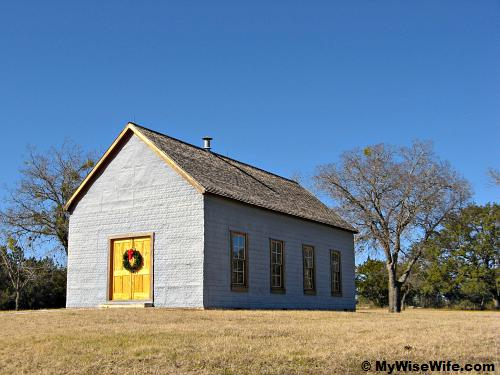 Junction School - Stonewall, Texas