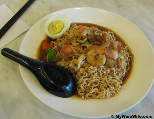 Thai Spicy Noodle
