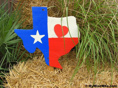 Icon of Heart O' Texas