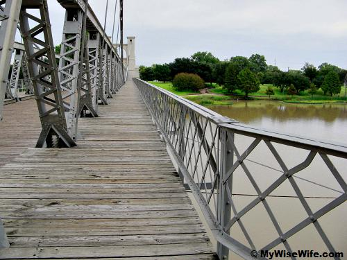 The bridge that transformed Waco!