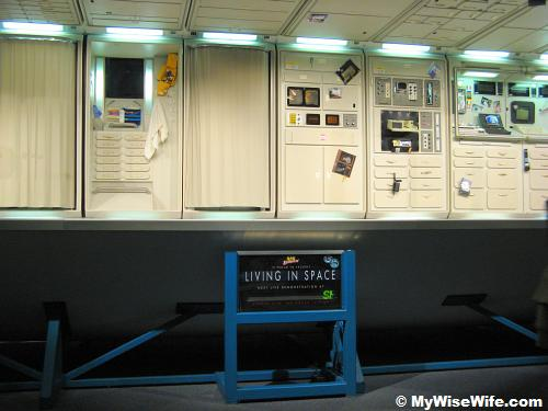 Basic human needs in space shuttle