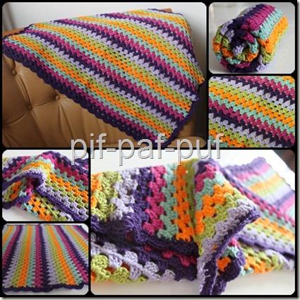 askepot-tæppe