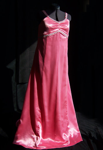 Pink and Fuchsia Prom Dresses 9