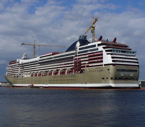 Ship Photo MSC Magnifica