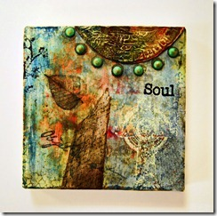Andy skinner decoart mixed media
