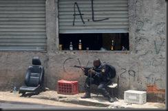 BRASIL VIOLENCE