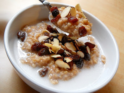 Indian Spiced Oats
