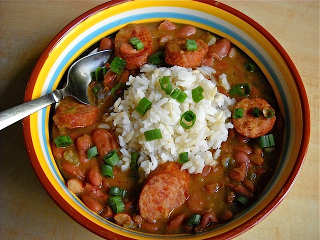 Louisiana Red Beans & Rice - Budget Bytes