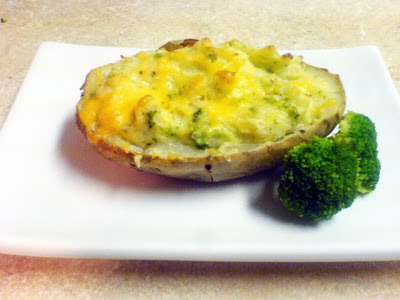 bangin&#39; broccoli cheddar potato