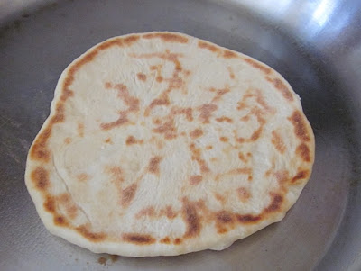 flip naan