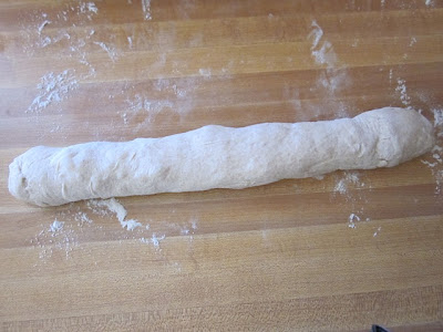 shaped baguette