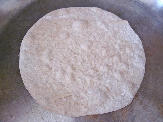 cook tortillas