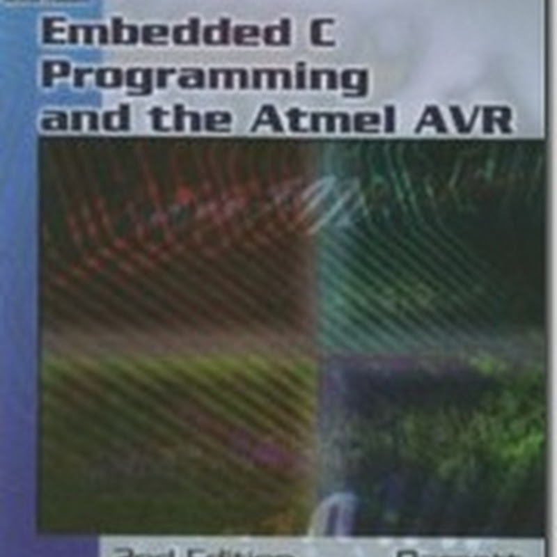 Embedded C Programming and the ATMEL AVR 2nd Edition