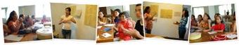 """FSL Class for Parents 親のための手話教室"" の表示"