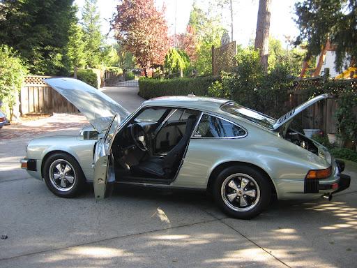 1969 Porsche 911, 1970 Porsche