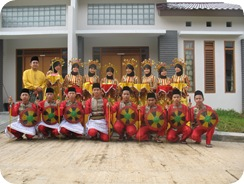 24 Feb 2011 Peresmian Gedung Baru SMAN Pintar Oleh Bupati Kuansing H Sukarmis