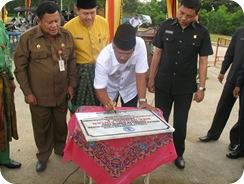 Peresmian Gedung SMAN Pintar Kabupaten Kuantan Singingi 10