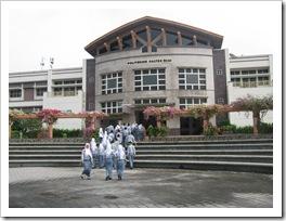 SMAN Pintar Kuantan Singingi Mengunjungi Politeknik Caltex Riau2