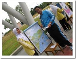 Pameran Karya Seni Rupa III PAKASERU III di SMAN Pintar Kabupaten Kuantan Singingi6