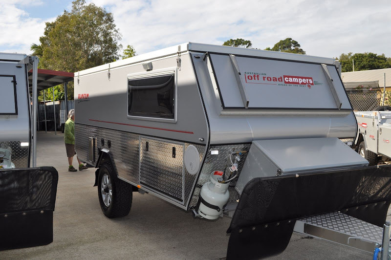 Unique 2014 Conqueror Commander OffRoad Caravan  IH8MUD Forum