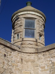 Guards' watch tower