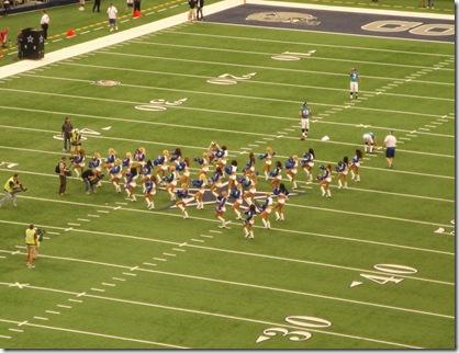 1. Cheerleaders