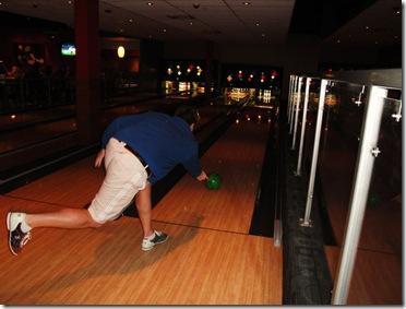 16.  Logan bowling
