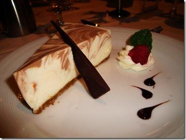 43.  Cheesecake