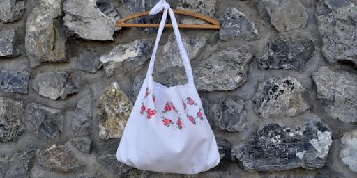 un sac simple pour petite fille