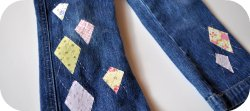 Thumbnail image for Tutorial ~ Argyle Jeans