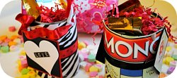 Thumbnail image for Handmade Valentines Craft Using Tin Cans