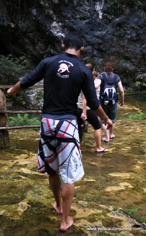 Semuk Champey pools