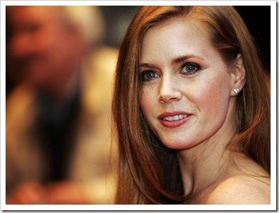 Amy Adams closeup Desktop Wallpaper