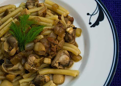 ... fennel recipe dede sour cherry clams linguine with clams and fennel