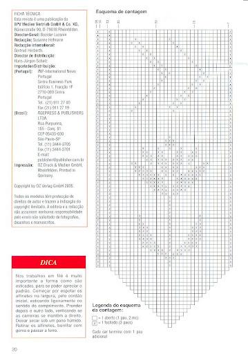 ستائر كروشية بالباترون روعة cortina%20flor%20esq