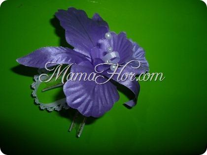 Aprende a hacer Orquideas de mano | Para Confirmación y Día de la Madre