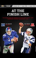 Screenshot of Super Bowl XLVI Game Program