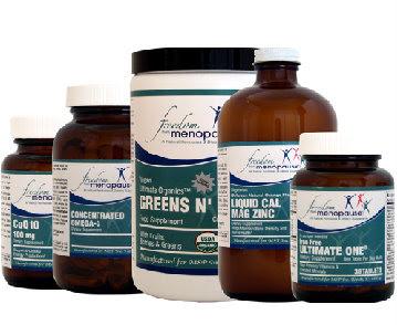 MENOPAUSE TREATMENT NATURAL