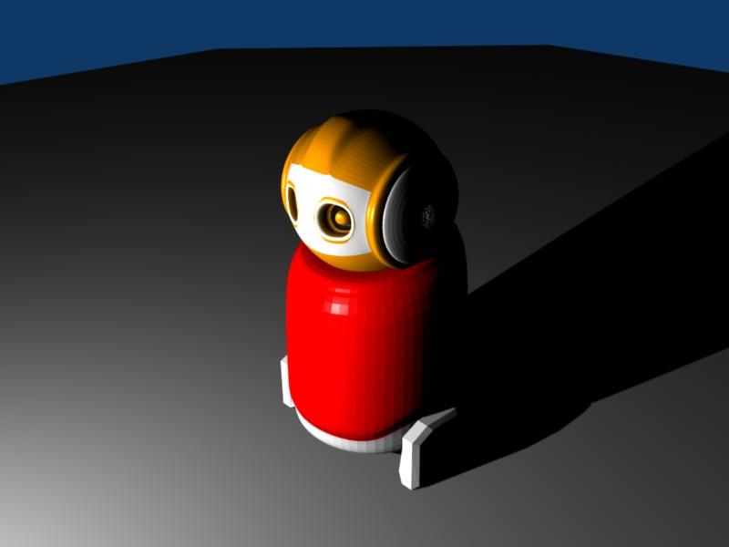 L'atelier de Vince - Page 4 Robot%2Btext