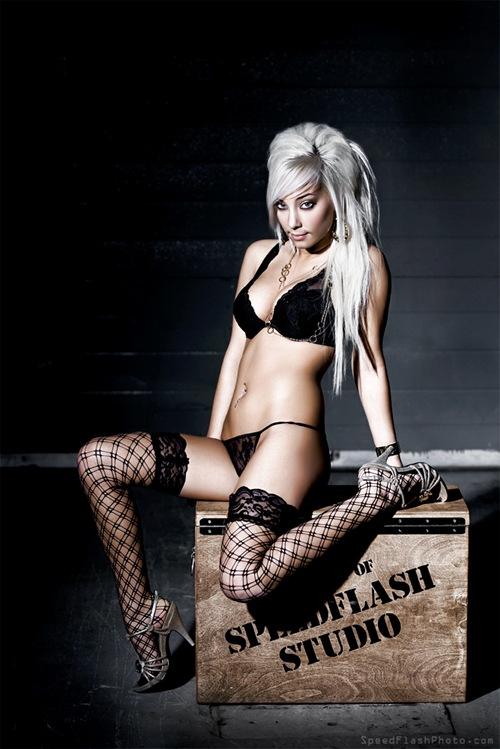 m.. glamour girl