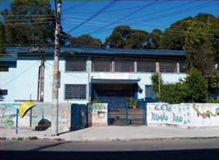Escola Estadual Rômulo Pero. Foto do site oficial da escola