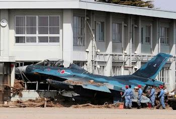 焦点大图 – 日本地震:救援、恢复和反应