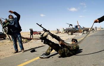 焦点大图:利比亚冲突升级 – Libya's Escalating Conflict