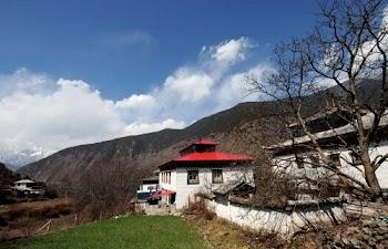 春到藏乡(组图)